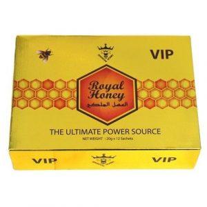 Royal Honey For Him - Gold (12 Sachets - 20 G)