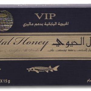 dose vital honey