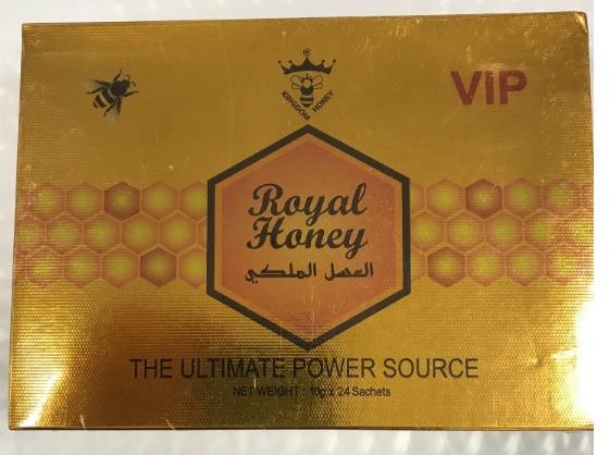 kingdom royal honey