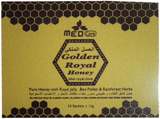 medcare royal honey