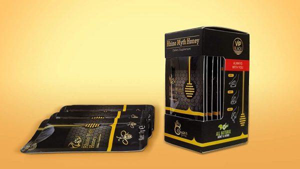 Rhino Myth Bee Honey -VIP Black